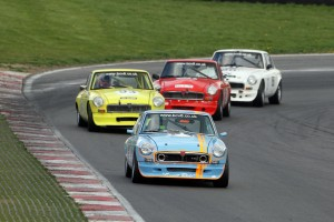 Brands Hatch - MG Spring Race Meeting - Thoroughbred Sportscars & Peter Best Challenge