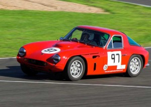 Roger Connel's TVR Griffith