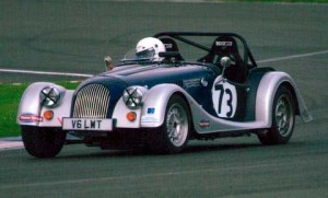 John Emberson's Morgan Roadster Lightweight