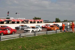 Thruxton Grid